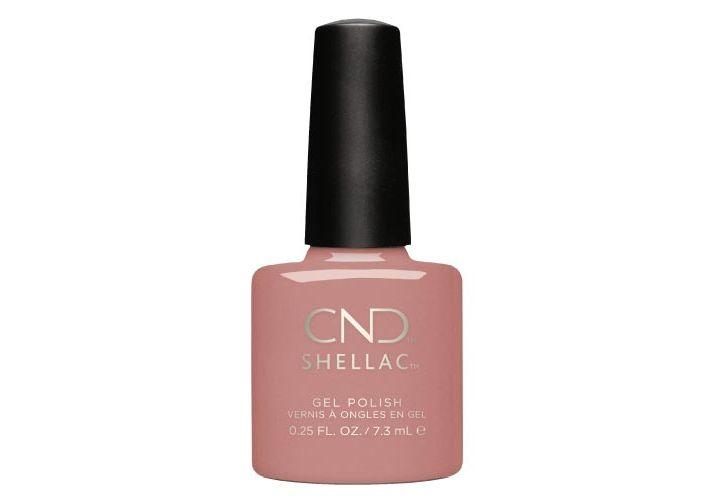 CND - Shellac Satin Pajamas (0.25 oz) - Sleek Nail